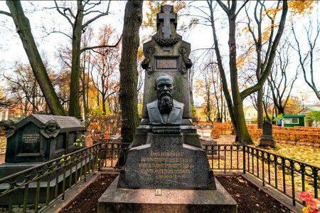 Fyodor Dostoevsky Walking Tour